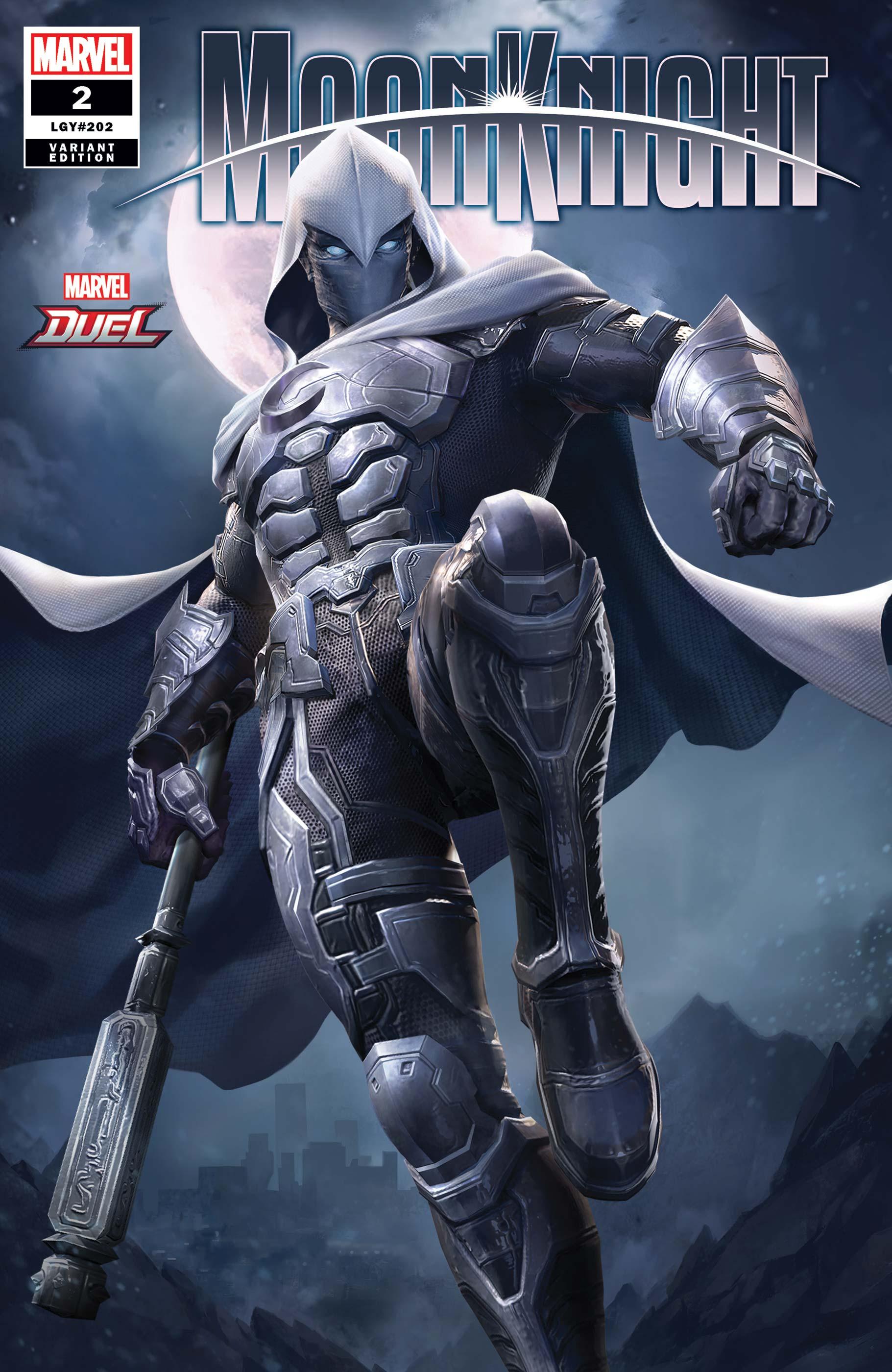 Moon Knight (2021) #2 (Variant)
