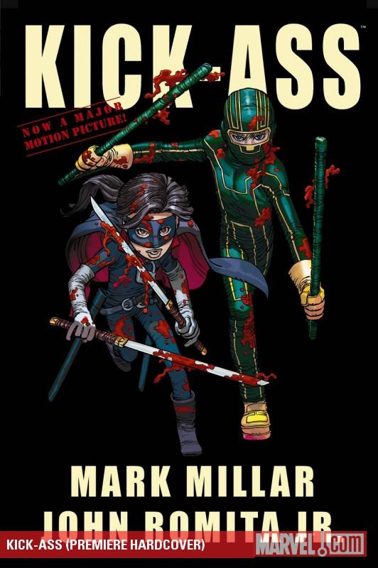 Kick-Ass (Hardcover)