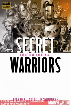 Secret Warriors Vol. 2: God of Fear, God of War (Hardcover)