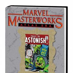 Marvel Masterworks: Atlas Era Tales to Astonish Vol. 3