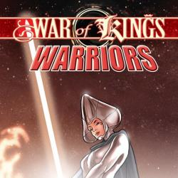 WAR OF KINGS: WARRIORS - LILANDRA #1