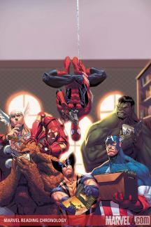 Marvel Reading Chronology (2009) #5