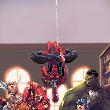 Marvel Reading Chronology (2009)