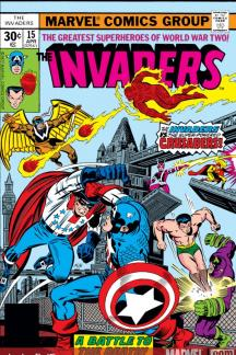 Invaders (1975) #15