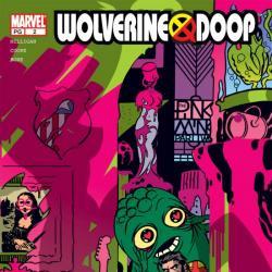 WOLVERINE/DOOP #2