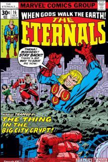 Eternals (1976) #16