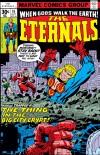 ETERNALS (2009) #16 COVER