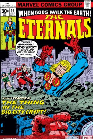 Eternals #16