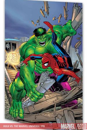 HULK VS. THE MARVEL UNIVERSE TPB (Trade Paperback)