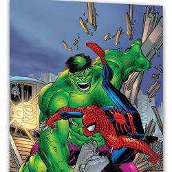 HULK VS. THE MARVEL UNIVERSE TPB