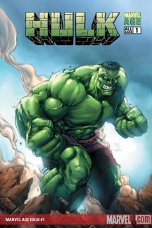 Marvel Age Hulk #1