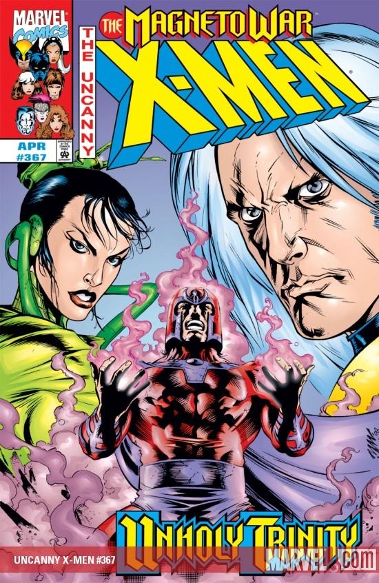 Uncanny X-Men (1963) #367