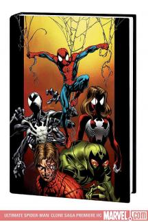 Ultimate Spider-Man: Clone Saga Premiere (Hardcover)