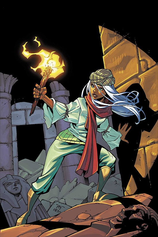 Ororo: Before the Storm (2005) #2