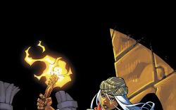 ORORO: BEFORE THE STORM (2007) #2 COVER