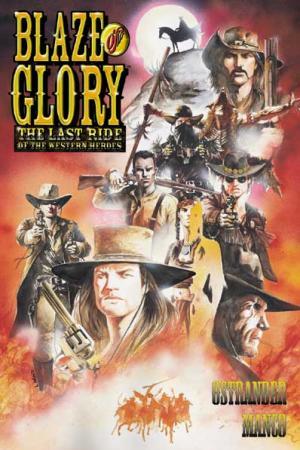 Blaze of Glory (Trade Paperback)