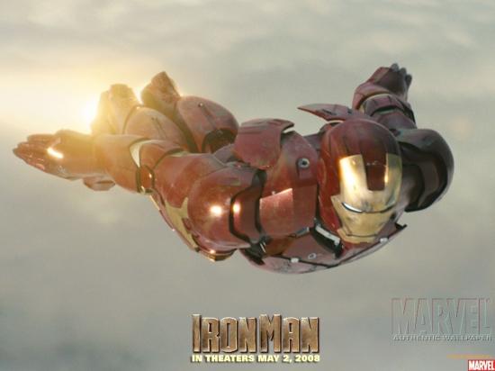 Iron Man Movie: Iron Man #6