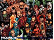 Civil War Files (2006) #1 Wallpaper