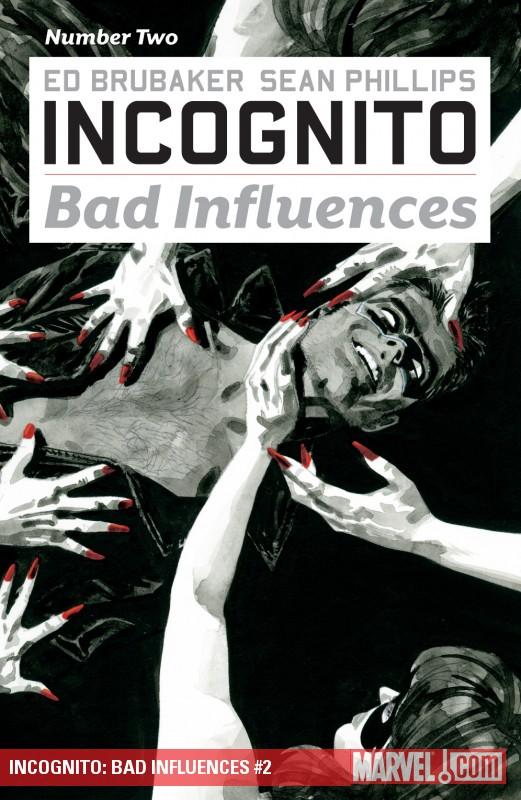 Incognito: Bad Influences (2010) #2