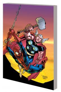 Marvel Adventures Thor/Spider-Man (Digest)