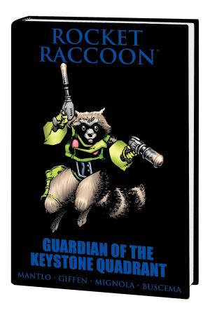 ROCKET RACCOON: GUARDIAN OF THE KEYSTONE QUADRANT PREMIERE HC (Hardcover)