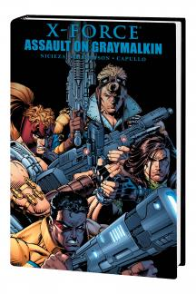 X-Force: Assault on Graymalkin (Hardcover)