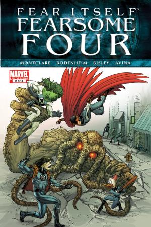 Fear Itself: Fearsome Four (2011) #2