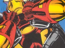 The History of Iron Man Pt. 28