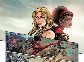 Marvel NOW! Fearless Defenders Liveblog
