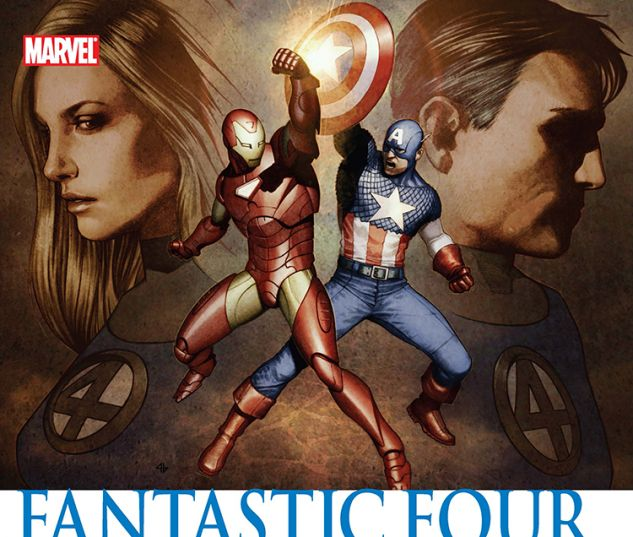 Civil War: Fantastic Four (2007) TPB