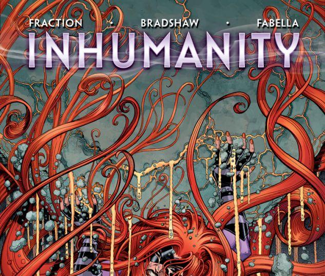INHUMANITY 2 (WITH DIGITAL CODE)