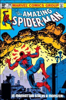 The Amazing Spider-Man (1963) #218
