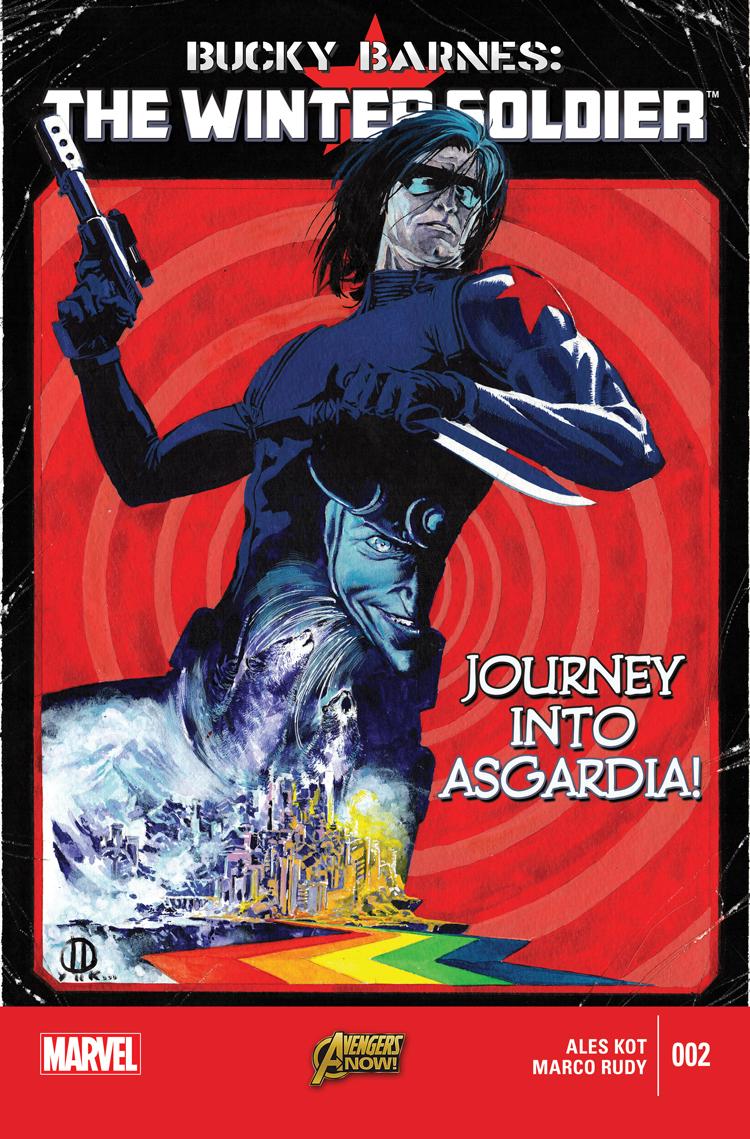 Bucky Barnes: Winter Soldier (2014) #2