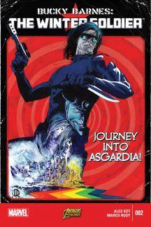 Bucky Barnes: Winter Soldier #2