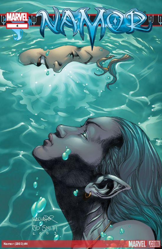 Namor (2003) #4