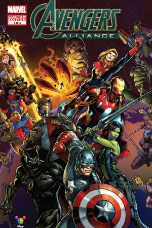 MARVEL AVENGERS ALLIANCE #4