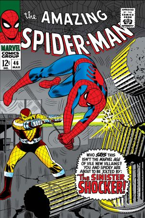 The Amazing Spider-Man (1963) #46