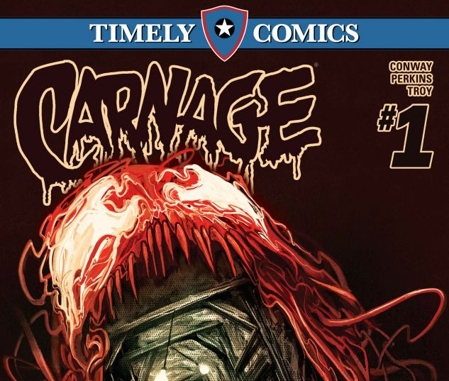 Timely Comics: Carnage