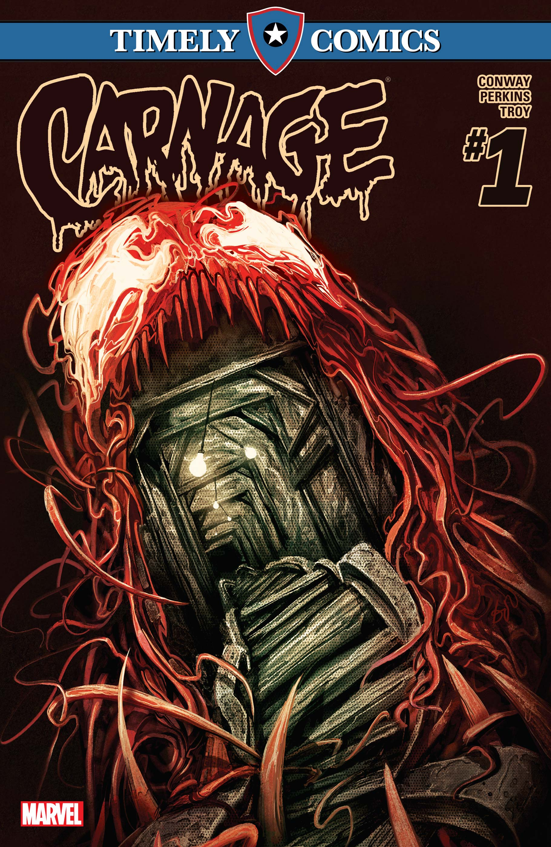 Timely Comics: Carnage (2016) #1