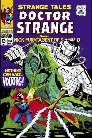 Strange Tales (1951) #166