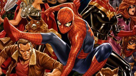 Marvel Minute - Feb 13