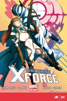 Uncanny X-Force (2013) #4