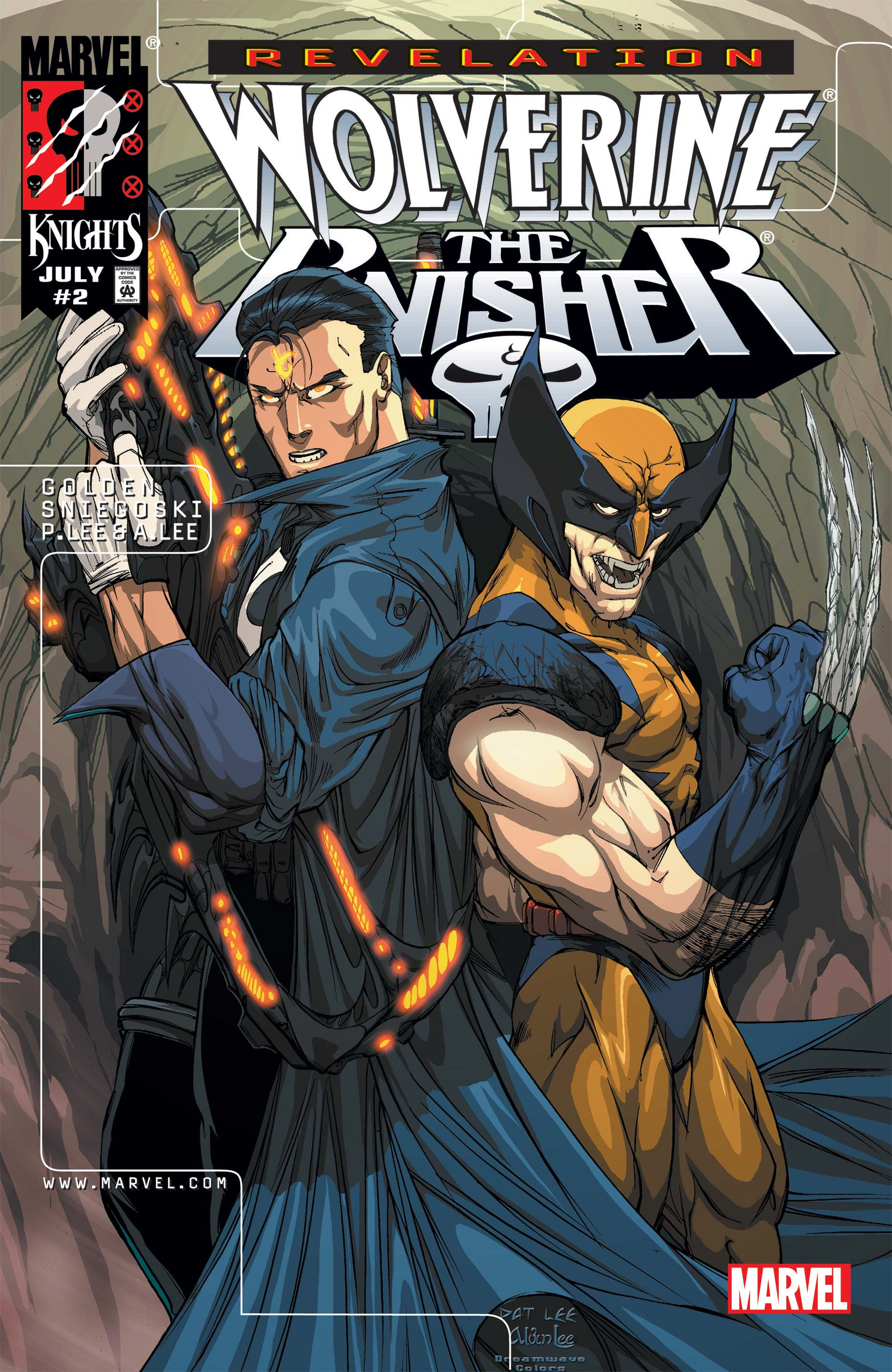 Wolverine/Punisher: Revelation (1999) #2