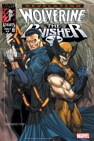 Wolverine/Punisher: Revelation #2