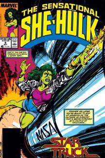 Sensational She-Hulk (1989) #6