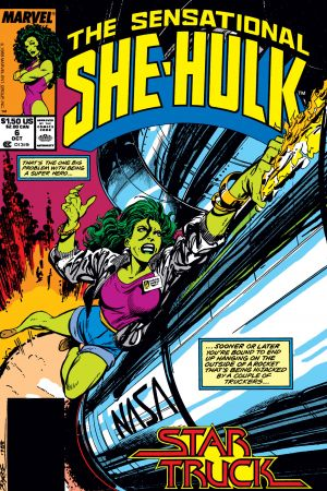 Sensational She-Hulk (1989) #6
