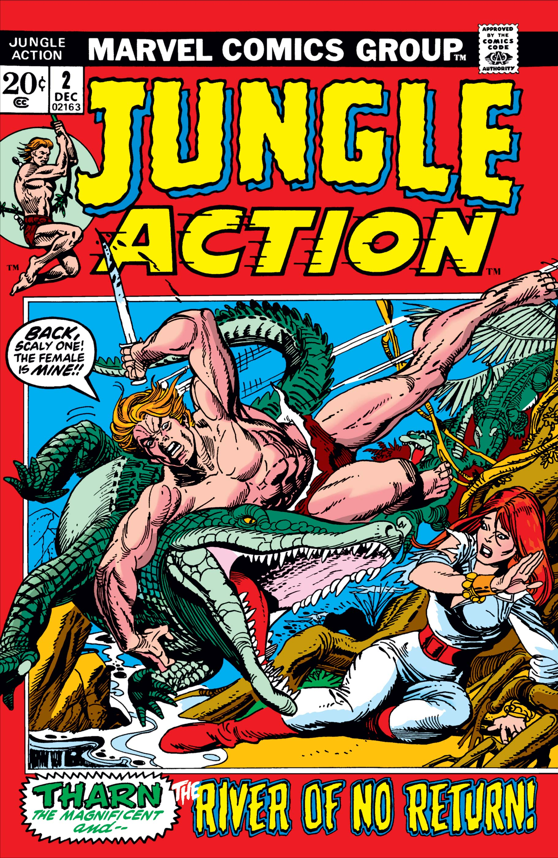 Jungle Action (1972) #2