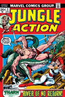 Jungle Action (1972) #2