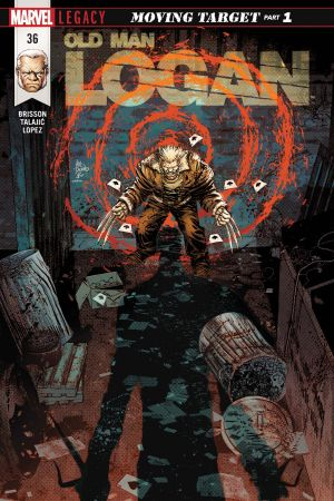 Old Man Logan (2016) #36