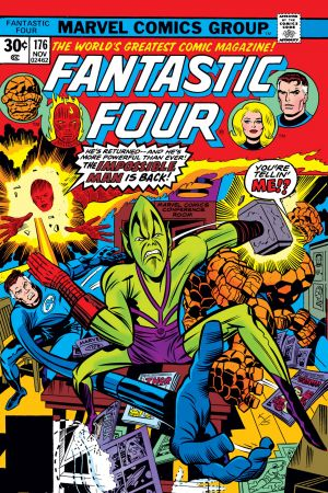 Fantastic Four #176